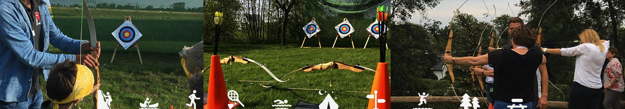 Workshop boogschieten header afbeelding